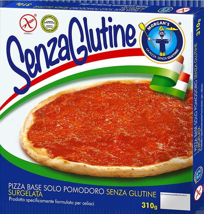 Pizza Base solo pomodoro