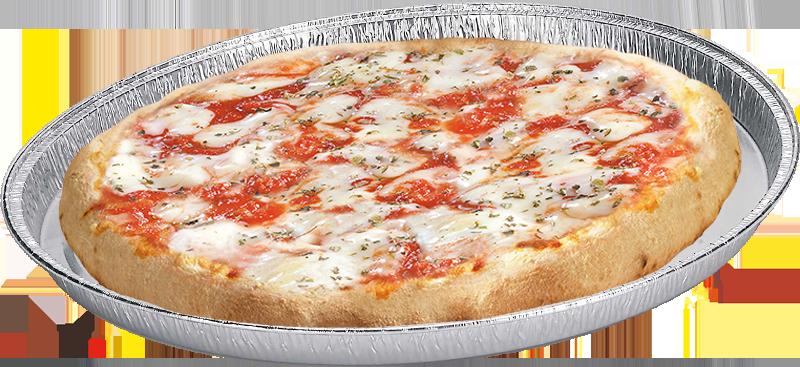 Pizza margherita Alta e soffice Morgan's