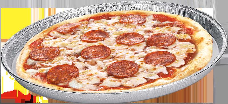 Pizza Salamino piccante Morgan's